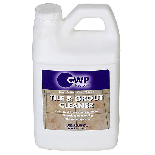 Superior Vacuum & Sew - CWP Tile and Grout Cleaner