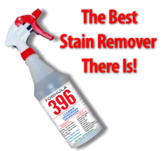 Formula396 - The Best Stain Remover There Is