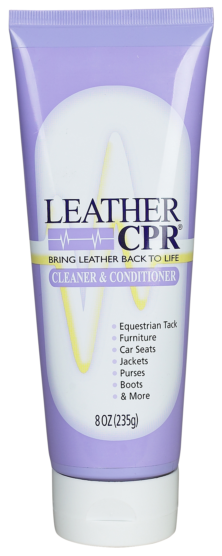 Superior Vacuum & Sew - Leather CPR Cleaner and Conditioner