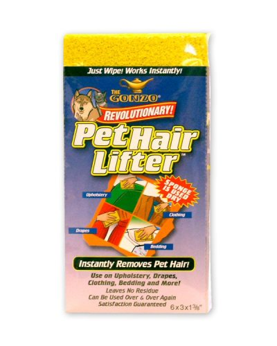 Superior Vacuum & Sew - Gonzo Pet Hair Lifter Sponge